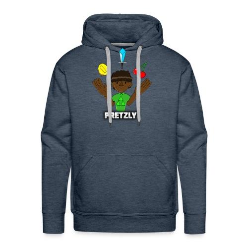 Pretzly Design - Men's Premium Hoodie