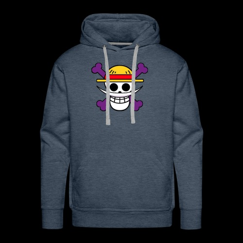 One Piece - Shirohigi - Men's Premium Hoodie