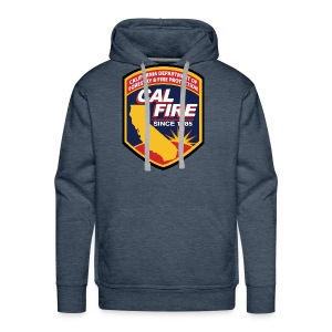 calfire logo T-shirt - Men's Premium Hoodie