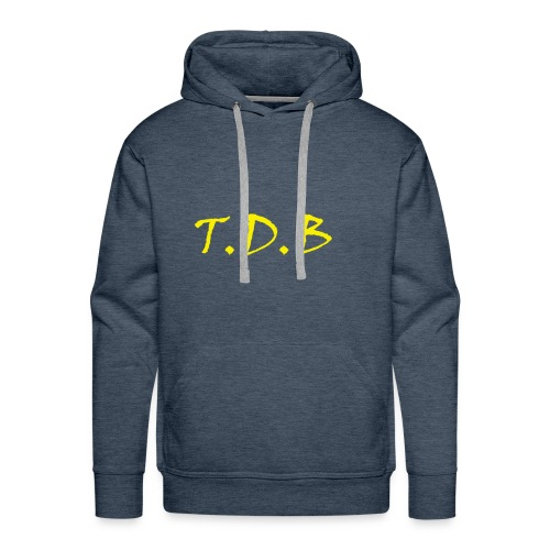 T.D.B LOGO - Men's Premium Hoodie