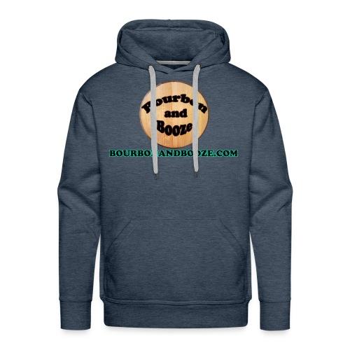 BourbonShirt1 - Men's Premium Hoodie