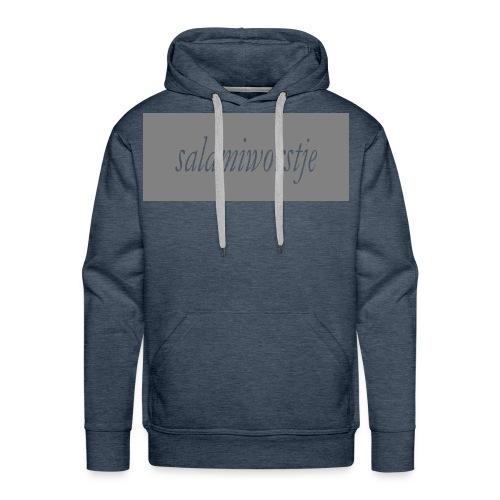 salamiworsje kleren - Men's Premium Hoodie