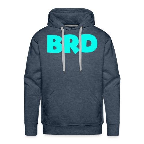BRD light blue - Men's Premium Hoodie