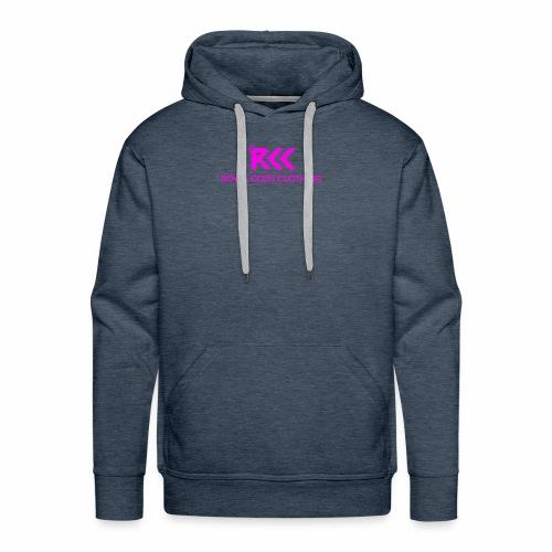 Pink - Men's Premium Hoodie