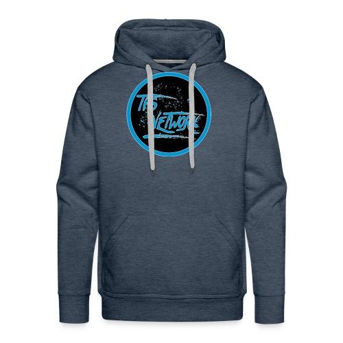 TFS Network Logo - Men's Premium Hoodie