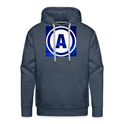 Antassassin99 youtube logo - Men's Premium Hoodie