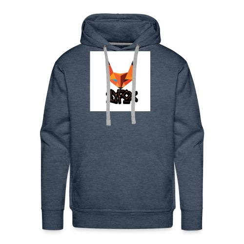 TheSlyFox0326 Official logo - Men's Premium Hoodie