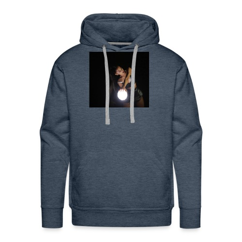 The light is coming - Men's Premium Hoodie