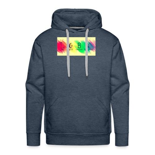 LGBTQ+ - Men's Premium Hoodie