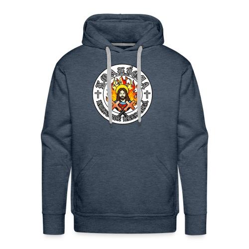 Kristove Kresadlá - Men's Premium Hoodie