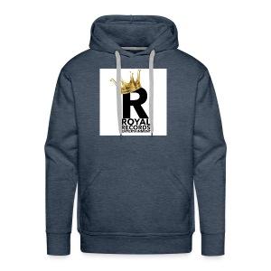 Royal Records Entertainment - Men's Premium Hoodie