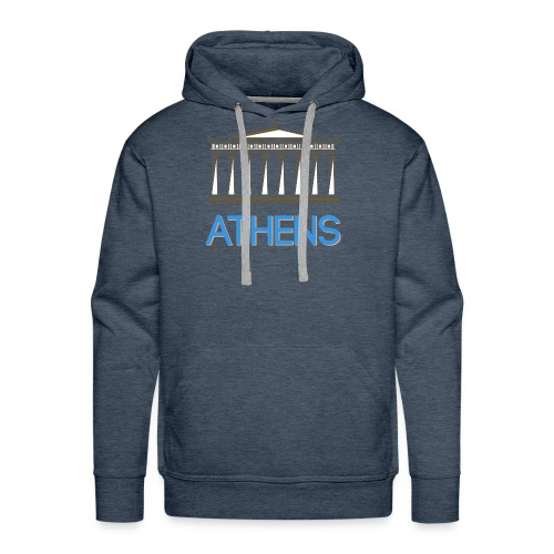 Athens - Greece - Men's Premium Hoodie