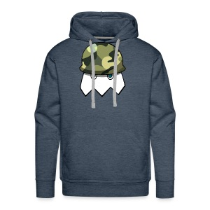 Null Army Logo - Men's Premium Hoodie