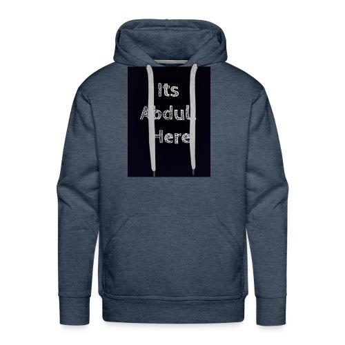 Abdull - Men's Premium Hoodie