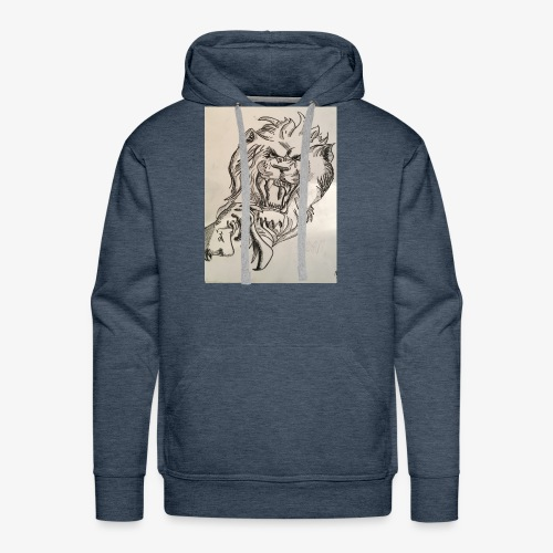 Rori Return Collection - Men's Premium Hoodie