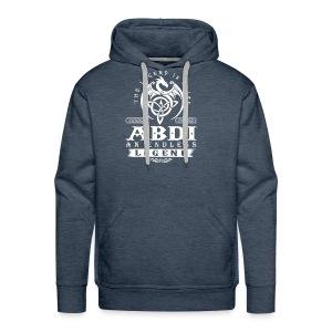 ABDI - Men's Premium Hoodie