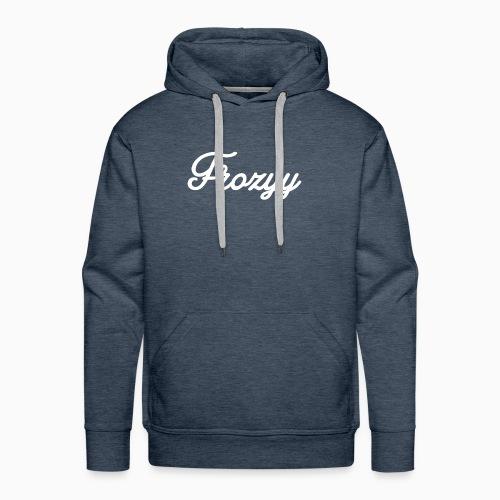 Frozyy Signature - Men's Premium Hoodie