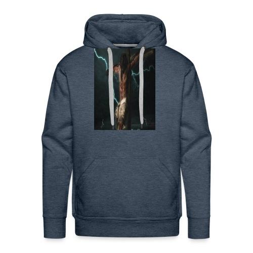 JESUS1 - Men's Premium Hoodie