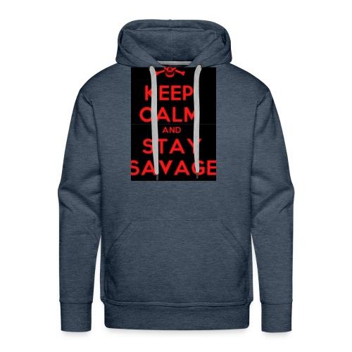 stay savage - Men's Premium Hoodie