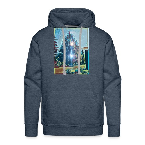 Save the present for better future - Men's Premium Hoodie