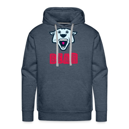 its a bear - Men's Premium Hoodie