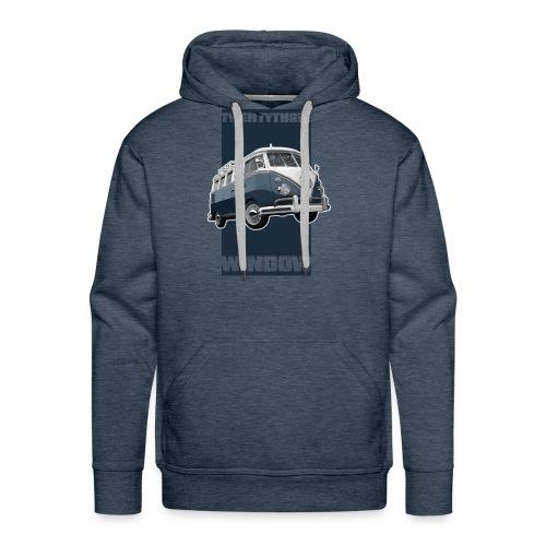 TWENTYTHREE WINDOW - Men's Premium Hoodie
