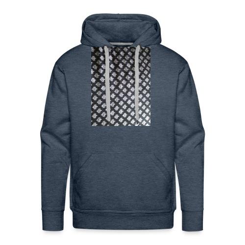 1531171172814962885433white print - Men's Premium Hoodie