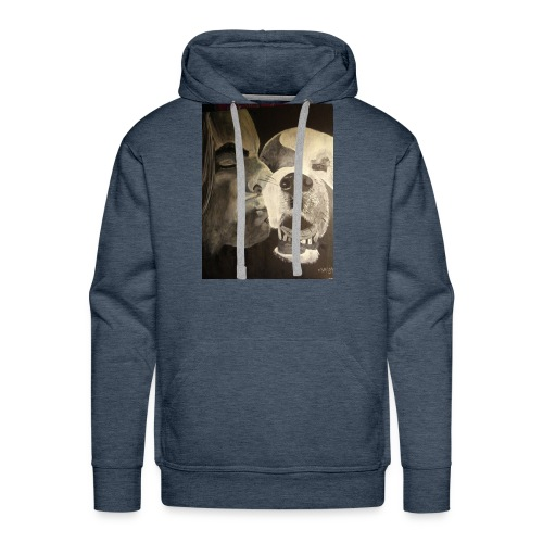 Mike Decker & Stoney Bear - Men's Premium Hoodie