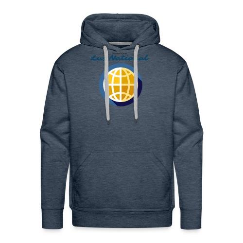 Lux National Merchandise - Men's Premium Hoodie