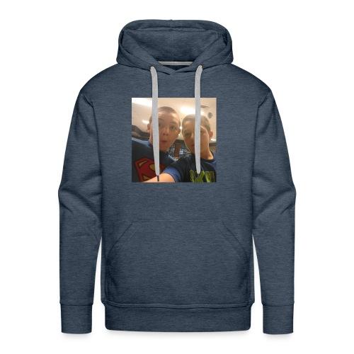 jacobs shirt/youtube partner - Men's Premium Hoodie