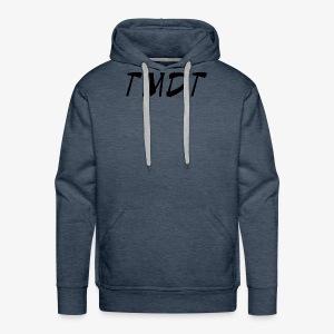 Official TMDT brand logo. - Men's Premium Hoodie