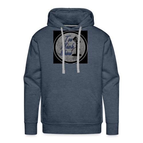 TMS Logo - Men's Premium Hoodie
