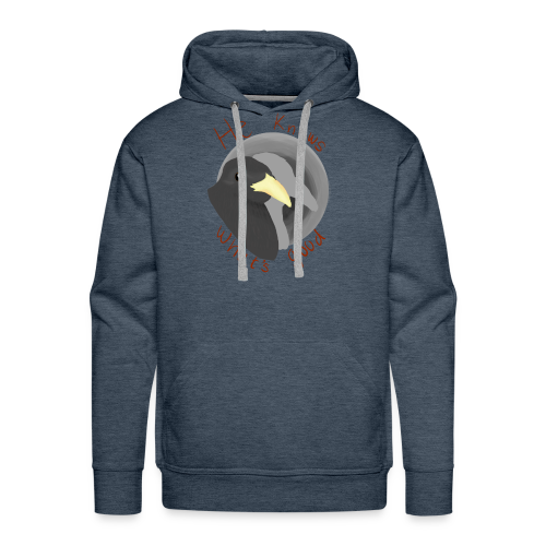 this knows whats good - Men's Premium Hoodie