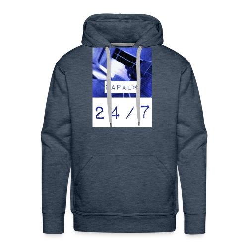 24/7 - Men's Premium Hoodie