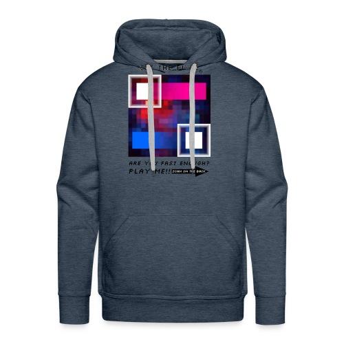 Logo GTP for shirt - Men's Premium Hoodie