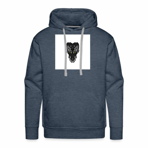 Faded dragon - Men's Premium Hoodie