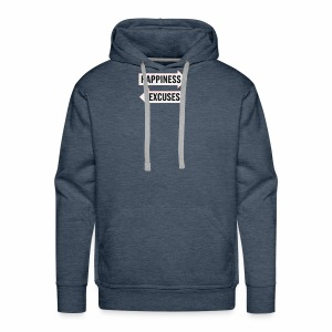 a simple choice - Men's Premium Hoodie