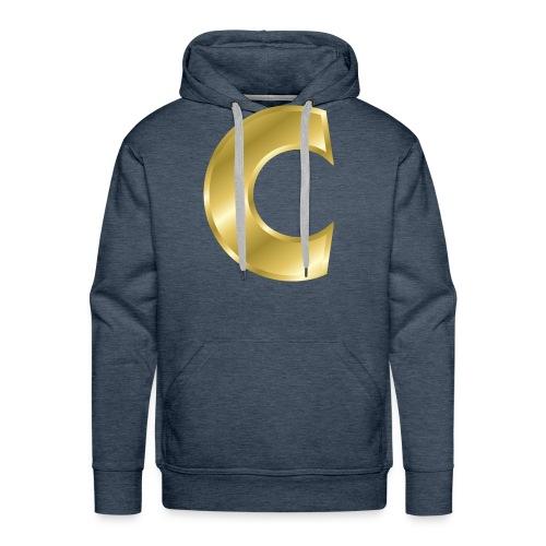 C - Men's Premium Hoodie