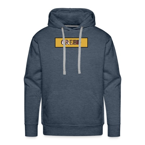 Creed - Gold Collection - Men's Premium Hoodie