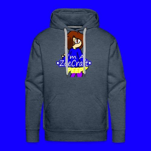 Peeps Logo! - Men's Premium Hoodie