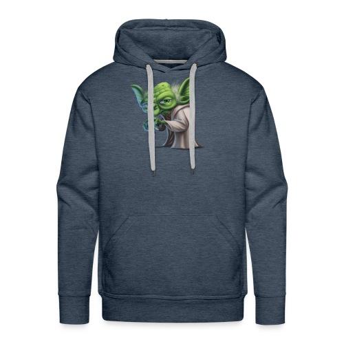 Master Yoda - Men's Premium Hoodie