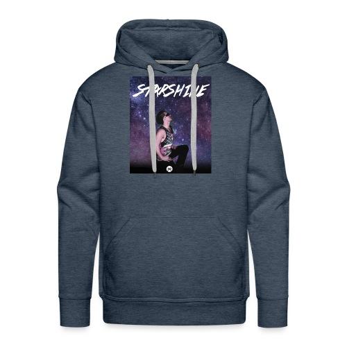 Starshine Single Design - Men's Premium Hoodie