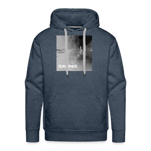 SUNHANDS DEBUT ALBUM AWAKENING ARTWORK - Men's Premium Hoodie