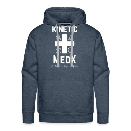 Kinetic MedX - Men's Premium Hoodie