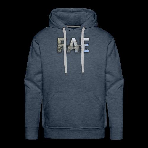 Fae Logo - Blooming Tree - Men's Premium Hoodie