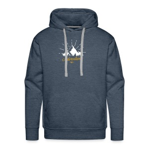 Adventure T-shirts Tees and Products - Men's Premium Hoodie