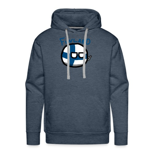 Finlandball - Men's Premium Hoodie