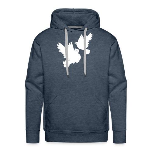 Pigeons and doves - Men's Premium Hoodie