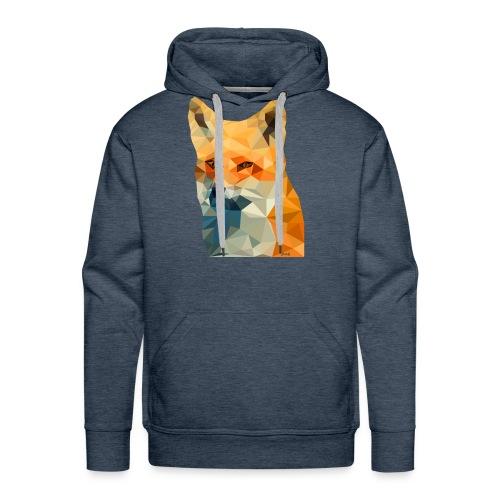 Jonk - Fox - Men's Premium Hoodie