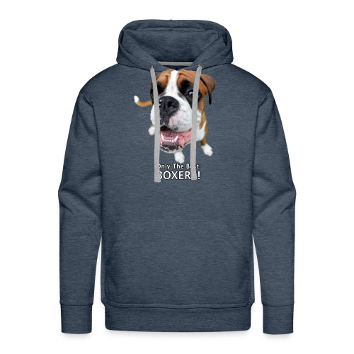 Only the best - boxers - Men's Premium Hoodie